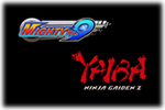 Mighty N°9 - Yaiba Ninja Gaiden Z Logo black