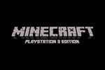 Minecraft PS3 Edition Logo black