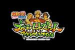 Naruto Shippuden Ultimate Ninja Storm Revolution Logo Jap black