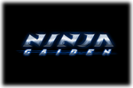 Ninja Gaiden Logo black