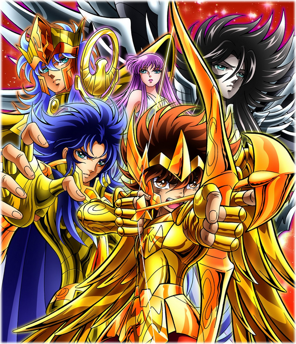 Saint Seiya Brave Soldier REVIEW Wallpaper 001