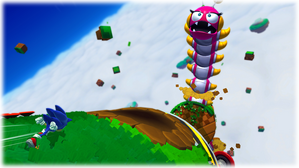 Sonic Lost World REVIEW 038