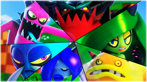 Sonic Lost World REVIEW Wallpaper 002
