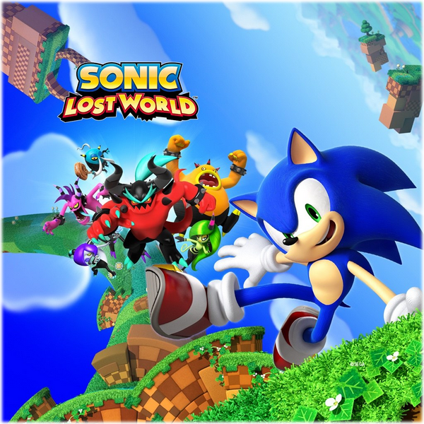 Sonic Lost World REVIEW Wallpaper