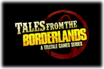 Tales form the Borderlands Logo black