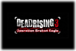 Dead Rising 3 DLC 'Operation Broken Eagle' Logo black