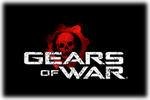 Gears of War Logo black