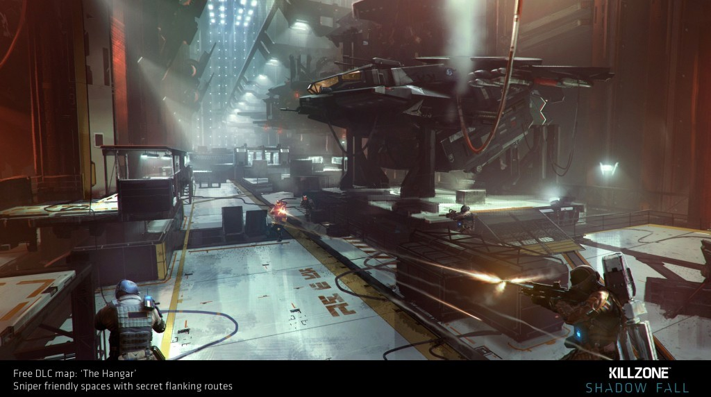 Killzone Shadow Fall 15-01-14 DLC Free - Map Hangar