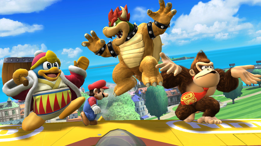 Super Smash Bros Wii U 16-01-14 001