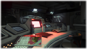 Alien Isolation PREVIEW 006