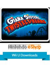 Giana Sisters - Twisted Dreams eShop Wii U Logo