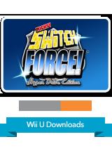Mighty Switch Force! Hyper Drive Edition eShop Wii U Logo