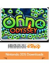 Ohno Odyssey eShop Wii U Logo