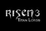 Risen Titan Lords Logo black