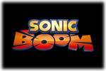 Sonic Boom Logo black