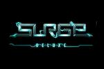 Surge Deluxe Logo black