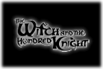 The Witch and the Hundred Knight Logo black