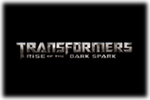 Transformers Rise of the Dark Spark Logo black