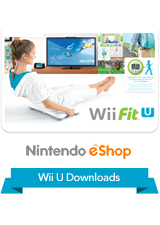 Wii Fit U - Digital Version eShop Wii U Logo
