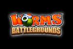 Worms Battlegrounds Logo black