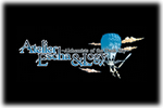 Atelier Escha Logy Alchemists of the Dusk Sky Logo black