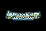 Awesomenauts Assemble! Logo black