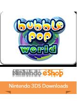 Bubble Pop World eShop 3DS Logo