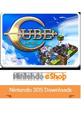 Cube Tactics eShop 3DS Logo