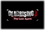 Dead Rising 3 DLC The Last Agent Logo black