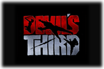 Devil's Third Logo-black