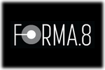 Forma8 Logo black