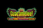 Guacamelee! Super Turbo Championship Edition Logo black
