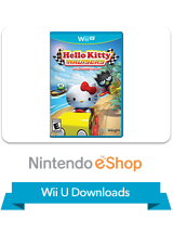 Hello Kitty Kruisers  eShop Wi U Logo