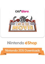 I Am in the Movie DSiWare Logo