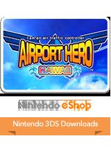 I am an Air Traffic Controller Airport Hero Hawaii eShop 3DS Logo