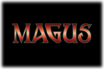Magus Logo black