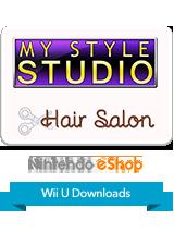 My Style Studio Hair Salon  eShop Wi U Logo