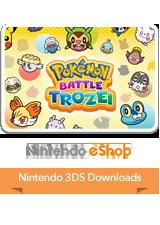 Pokémon Battle Trozei eShop 3DS Logo