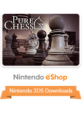 Pure Chess eShop 3DS Logo