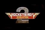 Rocketbirds 2 Evolution Logo black