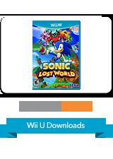 Sonic Lost World eShop Wi U Logo