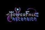 Towerfall Ascension Logo black
