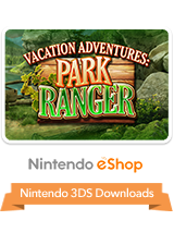 Vacation Adventures - Park Ranger eShop 3DS Logo