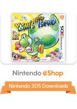 Yoshi's New Island eShop 3DS Logo
