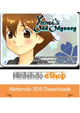 Yumi's Odd Odyssey eShop 3DS Logo