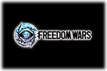 Freedom Wars Logo black