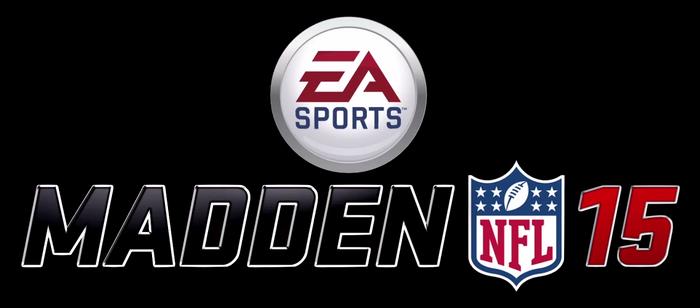 Madden NFL 15 Logo