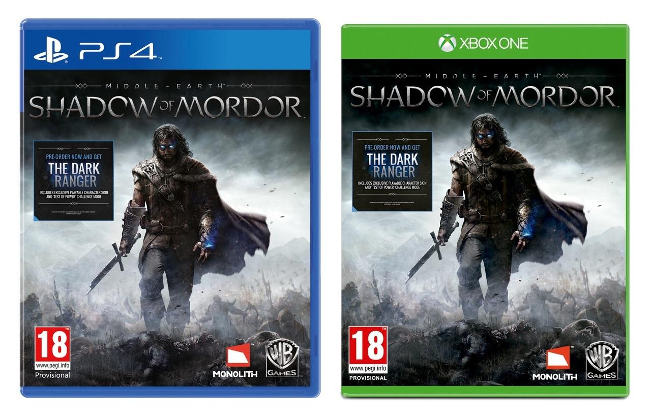 La Tierra media: Shadow of Mordor confirma la fecha de lanzamiento en un nuevo trailer Middle-earth-Shadow-of-Mordor-Box-Art