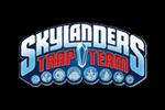 Skylanders Trap Team Logo black