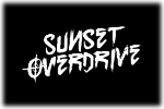 Sunset Overdrive Logo black